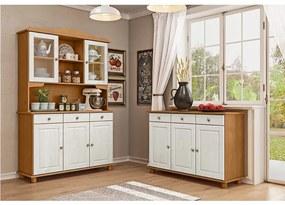 Conjunto de Cozinha Rubi Finestra Móveis -
