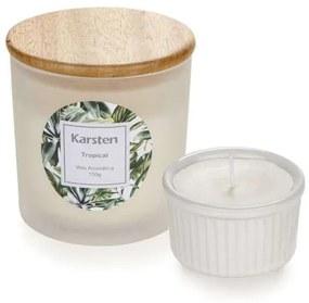Kit Velas Perfumadas Karsten Tropical Multicores