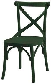 Cadeira de Jantar X Espanha sem Braço - Wood Prime TT 33246